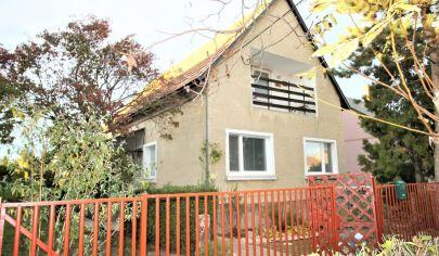 Predaj – Výborný, slnečný 4 izbový rodinný dom s 800m2 pozemkom v tichej časti  Hegyeshalom – HU. TOP PONUKA!