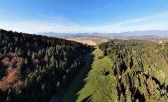 Rekreačný pozemok na predaj , Dúbrava - chatová oblasť Kováčska dolina