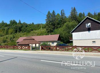 Na predaj - RD  v obci Nová Bystrica, miestna časť Vychylovka 90 000 eur
