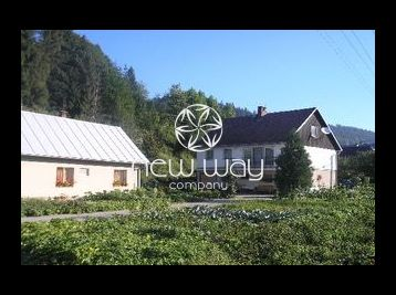 Na predaj - RD +hospodarska budova na velkom pozemku v Novej Bystrici- Vychylovke 90 000 eur