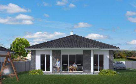 Novostavba rodinného domu v obci Trávnik