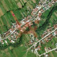 Pre rodinné domy, Hruštín, 2692 m²