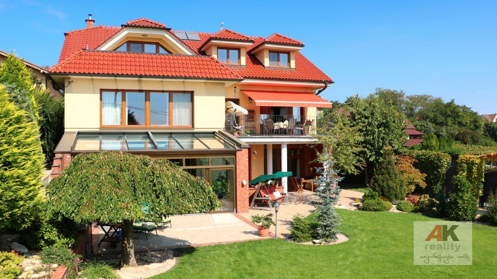 Vila-Predaj-Svätý Jur-750000.00 €