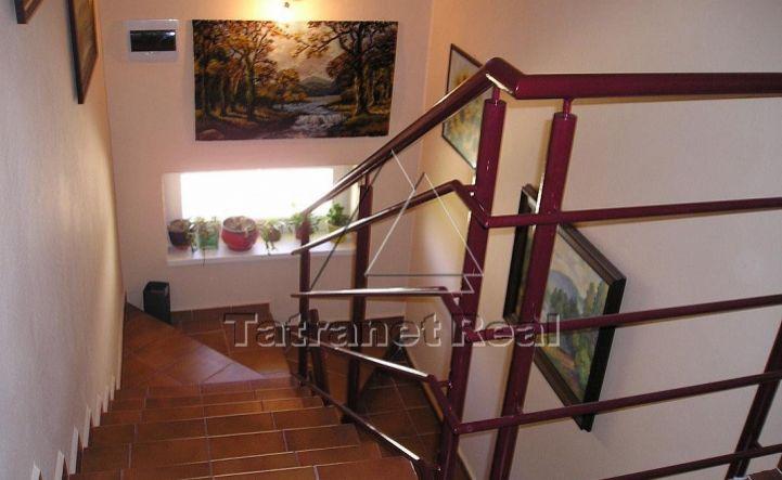 Na predaj novostavba rodinného domu s nádherným výhľadom na mesto Humenné