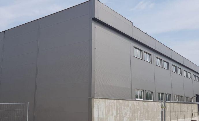 Skladová/ výrobná hala s výborným napojením na R1, Lužianky- Nitra