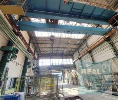 Ponúkame na predaj  výrobno - skladový areál  nachádzajúci sa v meste Martin.