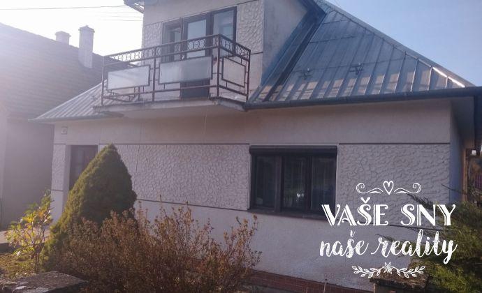 Na prenájom zariadený  3 izb RD v obci Moravské Lieskové.