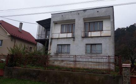 Rodinný dom Štitnik.