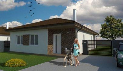 NOVINKA -  NOVOSTAVBA Rodinného domu v obci Malé Leváre