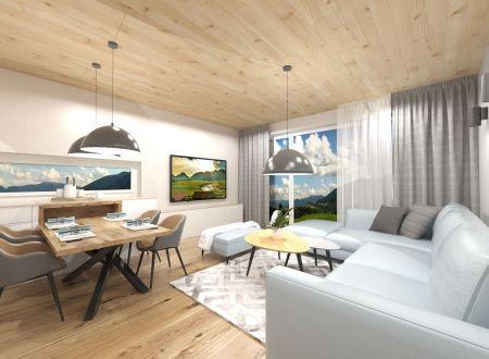Nový 3 izbový rodinný dom P8-B1-H / Sokolovce