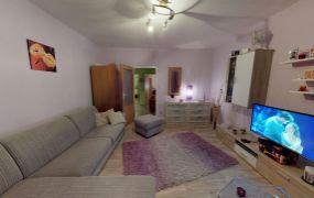 Na predaj 3 izbový byt s loggiou - čiastočná rekonštrukcia, 62 m2, Dubnica nad Váhom - Účko.