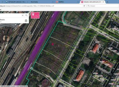Na predaj ponúkame pozemok/ záhradu na Pionierskej ul. BA blízko centra, priamo pod Kolibou.