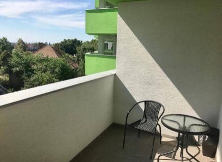 Prenájom, 1i byt v novostavbe s terasou, Rača, parkovanie