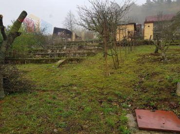 Rekreačný pozemok, záhradka v Dubnici nad Váhom (Kanada) (REZERVOVANÉ)