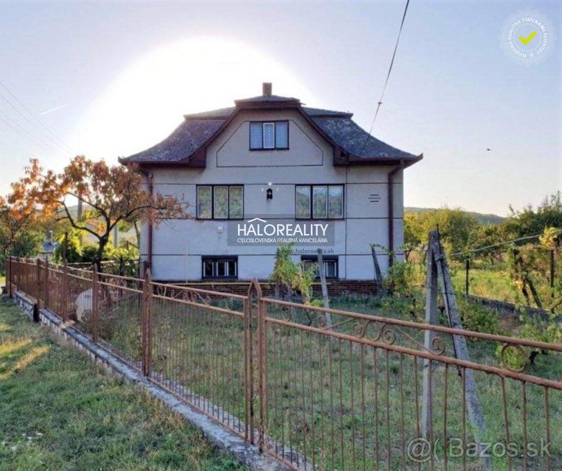 Rodinný dom-Predaj-Veľká Tŕňa-37850.00 €