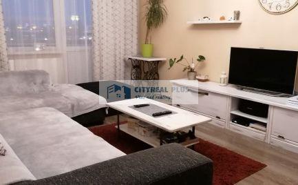 Predaj 3- izbový prerobený byt blízko centra Nové Zámky