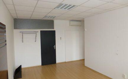 Na prenájom dvojkancelárie pri Poluse s výmerami už od 44 m2.