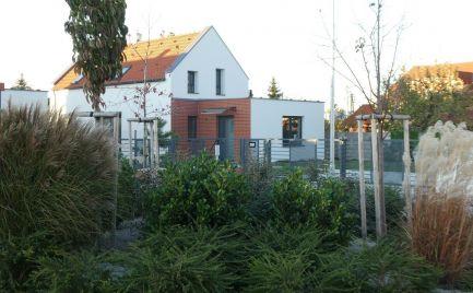 Zaujímavý rodinný dom v Kvetoslavove