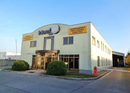 DOMUM - Investičná príležitosť - 20 ročný priemyselný areál Interx PLUS