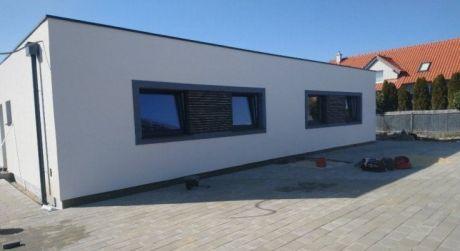 Kuchárek-real: Ponúkame novostavbu,kvalitne postaveného rodinného domu v obci Miloslavov.