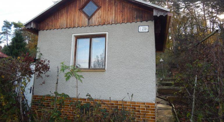 Na Predaj záhrada s murovanou chatkou, v osade 600 ročnice, 283 m2, Prievidza