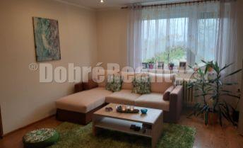 Exkluzívna ponuka 3 izb byt v 4 bytovke v obci Komjatice