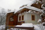 EXKLUZÍVNY PREDAJ - krásna chalupa na rekreáciu, trvalé bývanie alebo prenájom v malebnej obci Špania Dolina
