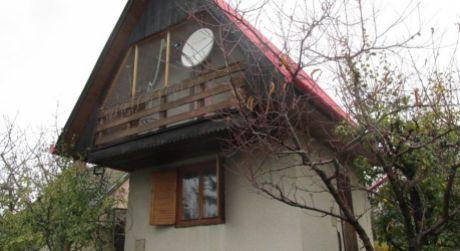 Celoročne obývaná záhradná chata  v Zlatých Moravciach