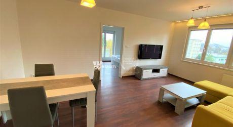 Na prenájom zrekonštruovaný 2 izb.byt - priamo na Bulvári