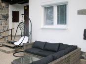 REZERVOVANÉ Predaj - Bernolákovo časť Sacky - celoročne obývateľná chata so záhradou