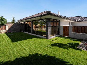 Výstavba 4 izbových, rodinných domov - Malacky