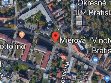 Predaj garsónka Mierová Bratislava