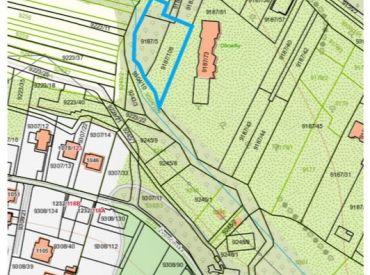 Predaj - stavebný pozemok v lukratívnej časti Lozorna 1768 m2
