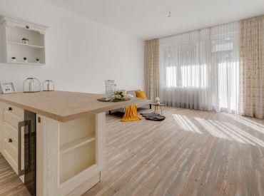 PREDANÉ | 3 izbový byt v novostavbe Steinov Dvor - Staré Mesto