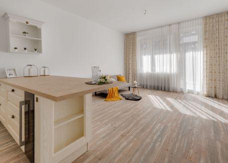 DELTA | 3 izbový byt v novostavbe Steinov Dvor - Staré Mesto