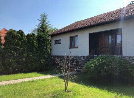 Rodinný dom Ludanice časť Mýtna Nová Ves