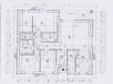 Stavebný pozemok s IS a stavebným povolením, 880 m2, Ilava (2 km)