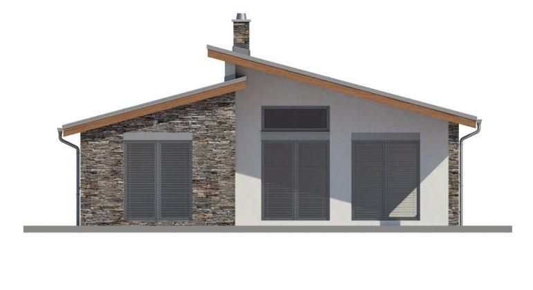 REZERVOVANE-RD 02-Nízkoenerget.  4 izb. bungalov –Trenčianske Jastrabie