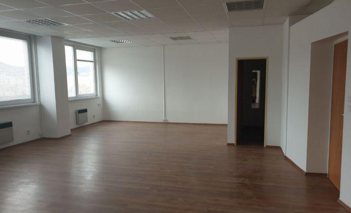 Kancelárske priestory /86,5m2/ na Hattalovej ulici v blízkosti Polusu
