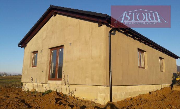 Rodinný dom na predaj - Novostavba Turčiansky Michal