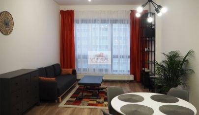 Kompletne zariadený 2-izbový byt v novostavbe City Park v Ružinove