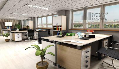 NA PRENÁJOM:  moderné administratívne priestory od 180 m², business lokalita, výborná cena, Plynárenská ulica, Bratislava