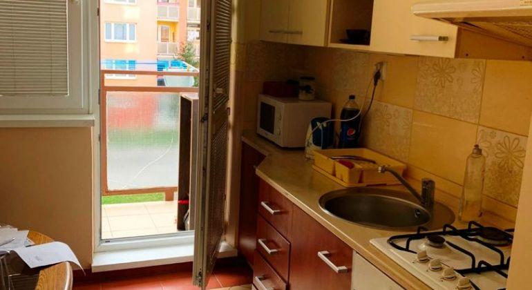 REZERVOVANÉ.....EXKLUZÍVNE iba u nás na predaj 1i byt BN-Dubnička/loggi,pivnica