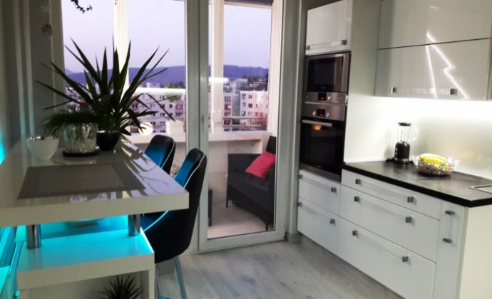 Nádherný 3-izb. byt Solinky