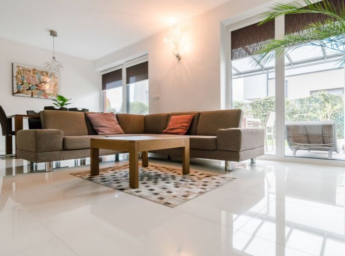 OPÁLOVÁ, 4-i dom, 168 m2 - POZEMOK 540 m2, novostavba, VÝBORNÁ DOSTUPNOSŤ, budúce CENTRUM Jaroviec