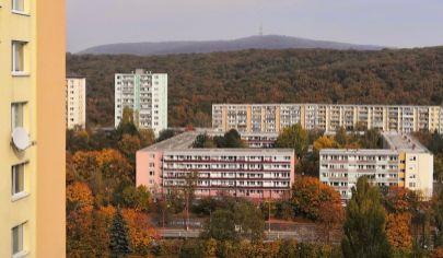 Exkluzívne na predaj: 3-izb. byt výhľadom na Kamzík