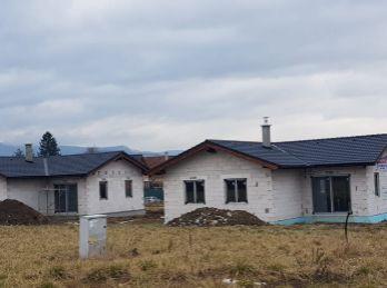 Hrubá stavba RD Tur. Michal