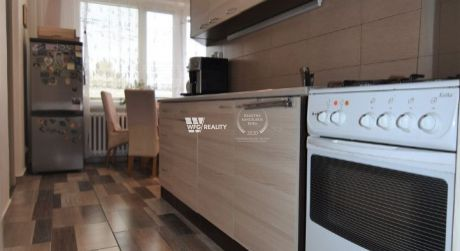 2 izbovy kompletne zrekonštruovaný byt Vlčince