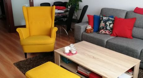 KUCHÁREK-REAL: predaj  3-izbový byt so zariadením v Bratislava IV, mestská časť Dúbravka, na ul. AGÁTOVÁ.