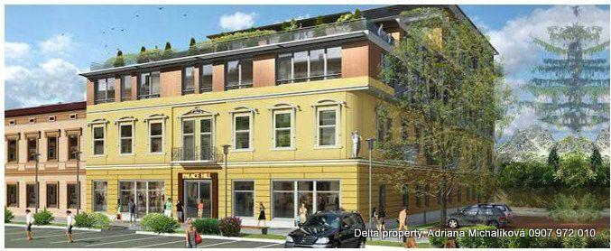 Obchodný objekt-Predaj-Poprad-629000.00 €